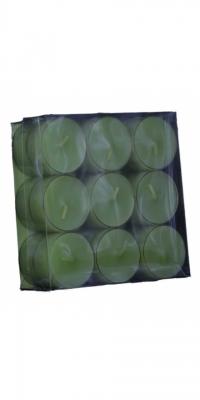 Teelichte farngrün-91
