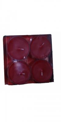 Maxilichter 56 mm, rubin-rot-26